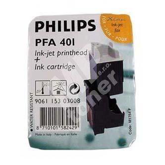 Inkoustová cartridge Philips PFA 401, černý originál