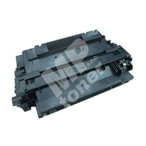Toner HP CE255A, black, 55A, MP print 1
