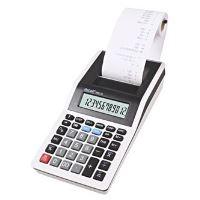 Kalkulačka Sharp EL1750V, bílá, stolní s tiskem, dvanáctimístná, bez adaptéru