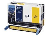 Toner HP C9722A, Color LaserJet 4600, yellow, originál