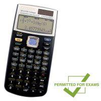 Kalkulačka Citizen SR270X, černá, vědecká, desetimístná