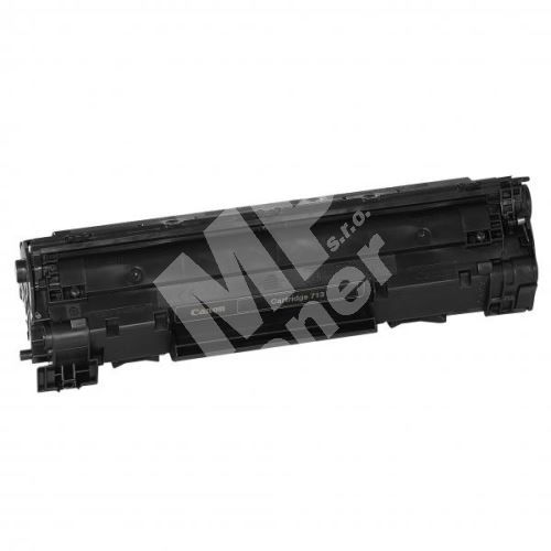 Toner Canon CRG-713B, black, MP print 1
