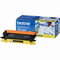 Toner Brother TN-135Y, žlutý, originál