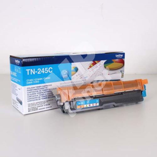 Toner Brother TN-245C, cyan, originál 1