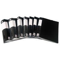 Katalogová kniha Auro, 20 listů, černá
