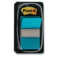 Záložka Post-It 25,4mm x 43,2mm 3M, 1bal/50ks modrá