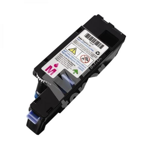 Toner Dell 1250, 1350, 593-11018, 593-11142, magenta, HC, MP print 1
