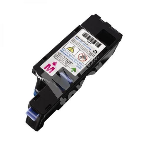 Toner Dell 1250, 1350, 593-11018, 593-11142, magenta, HC, originál 1