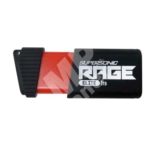 1TB Patriot Supersonic Rage Elite USB 3.1.400/300MB/s 1