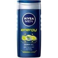 Nivea Men Energy sprchový a šampon na vlasy 250 ml
