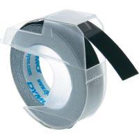 Páska do štítkovače Dymo Omega 9mmx3m černý, 3D, S0898130