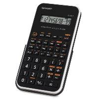 Kalkulačka Sharp EL-501X-WH