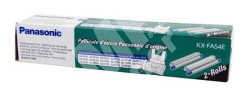 Fólie Panasonic KX-FA54E, KX-FP 148CE, 145, 143, KX-FC 231, 233, 235, 238, 2ks, originál