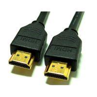 Kabel High Speed HDMI kabel HDMI M/HDMI M, 3 m, zlacené konektory, rychlost (10.2Gb/s)