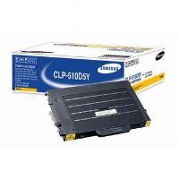 Toner Samsung CLP 510, N, žlutý, CLP-510D5, originál