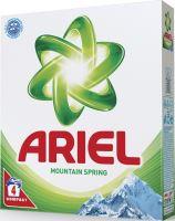 Ariel Mountain Spring prací prášek 4 dávky 280 g