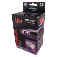 Kompatibilní cartridge Brother LC-1280XL, MFC-J6910DW, 2xBK CMY, UPrint