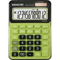 Kalkulačka Sencor SEC 372T/GN, zelená