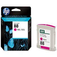 Inkoustová cartridge HP C9387AE OfficeJet K5400, L7580, červená, No. 88 originál