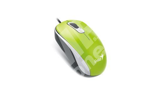 Genius myš DX-110 USB, zelená 1