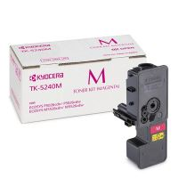 Kompatibilní toner Kyocera TK-5240M, M5526cdn, M5526cdw, magenta, MP print