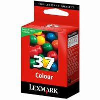 Inkoustová cartridge Lexmark Z2420, 018C2140E, color, #37, return, originál