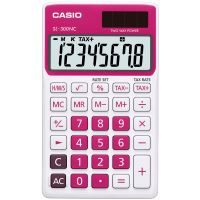 Kalkulačka Casio SL 300 NC/RD červená