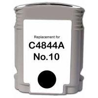 Renovace cartridge HP C4844AE, black, No. 10