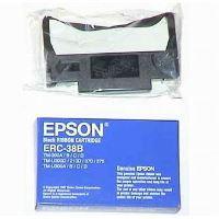 Páska do pokladny Epson ERC 38, TM-300, U-375, 210, C43S015374, černá, originál