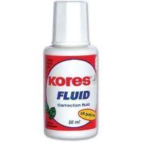 Opravný lak Kores Fluid 20ml, se štětečkem