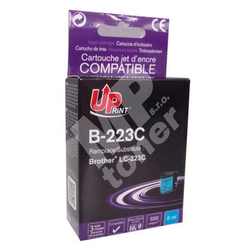 Cartridge Brother LC-223C, cyan, UPrint 1