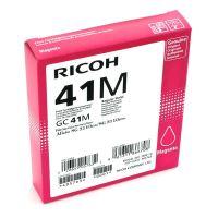 Gelová náplň Ricoh GC41M, 405763, Aficio SG3110N, magenta, originál