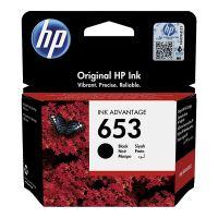 Inkoustová cartridge HP 3YM75AE, DeskJet IA 6000, black, No.653, originál