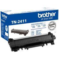 Toner Brother TN-2411, HL-L2312D, DCP-L2512D, MFC-L2712DN, black, originál