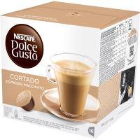 Kapsle Dolce Gusto Cortado, Espresso Macchiato, 16ks