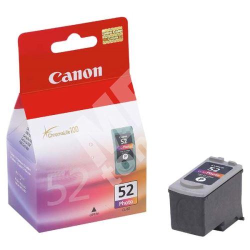 Cartridge Canon CL-52, originál 1