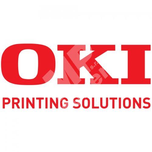Toner OKI 45862815, magenta, originál 1