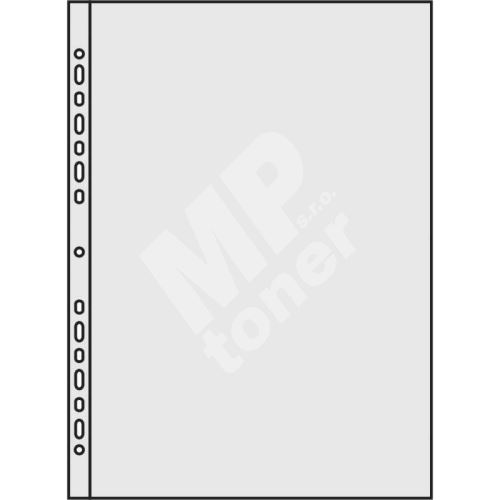 Obal A4 prospektový obyčejný, hladký (E32) 1bal/100ks 2