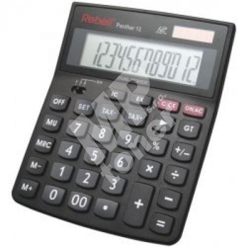 Kalkulačka Rebell Panther 12