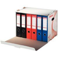 Archivační kontejner Esselte 10964, 6 pořadačů, otevírání ze předu