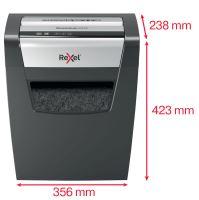 Skartovačka Rexel Momentum X410, 4x28mm 5