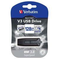 Verbatim 128GB Store N Go V3, USB flash disk 3.0, 49189, černá 1