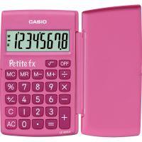 Kalkulačka Casio LC 401 LV/ PK pink petite FX