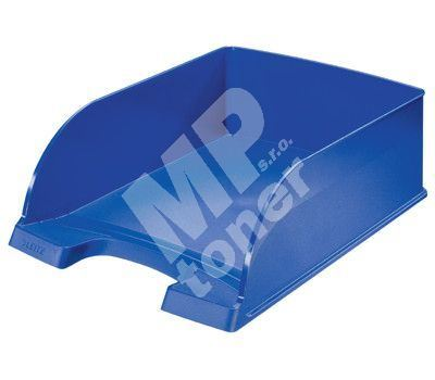 Odkladač Leitz Jumbo Plus, modrý 1