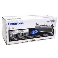 Toner Panasonic KX-FL813, 833, 853, 803, EX, černý, KX-FA85X, originál