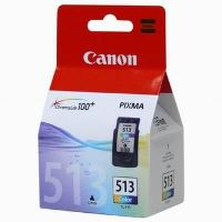 Inkoustová cartridge Canon CL-513, MP240, MP260, color, CL513, originál