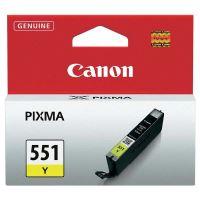 Cartridge Canon CLI-551Y, yellow, 6511B001, originál 1