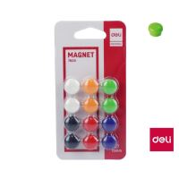 Magnet Deli 15mm 12ks E7823