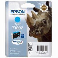 Inkoustová cartridge Epson C13T10024010, Stylus Office B40W/BX300F/BX600FW, modrá,originál