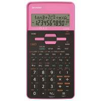Kalkulačka Sharp EL-531THPK, růžová